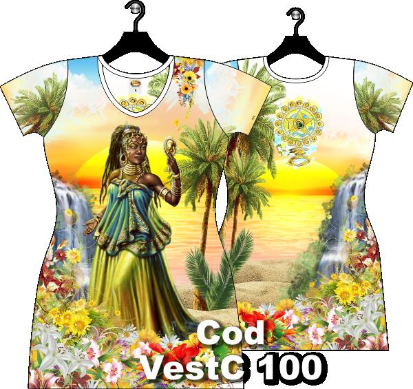 Cod VestC 100