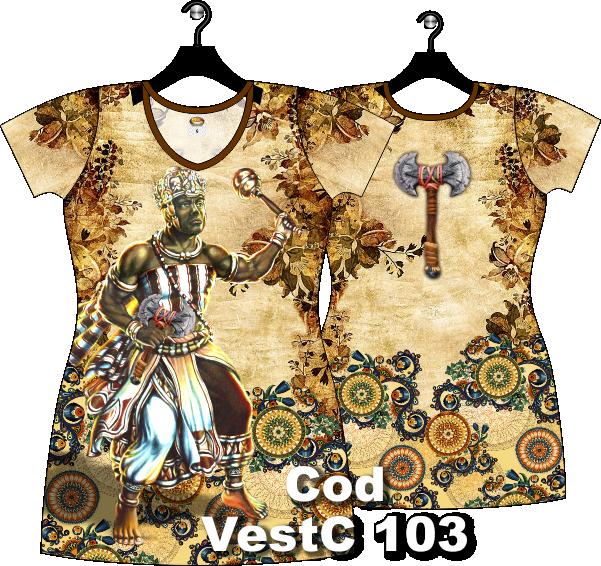 Cod VestC 103