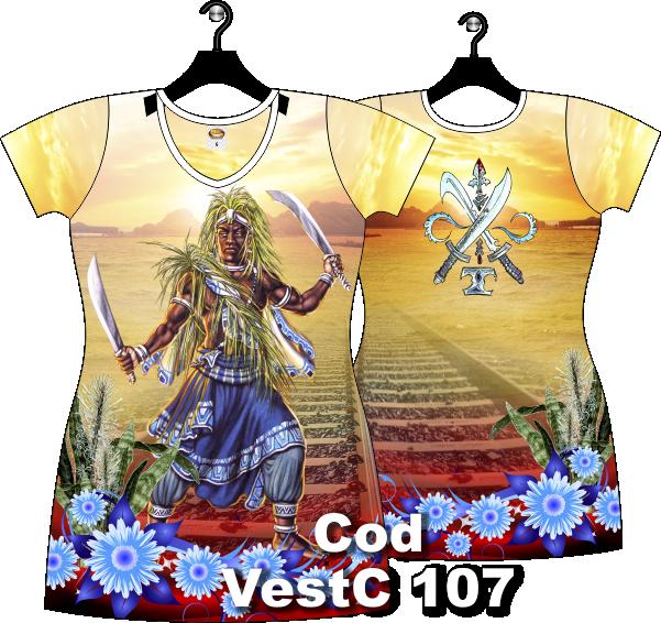 Cod VestC 107
