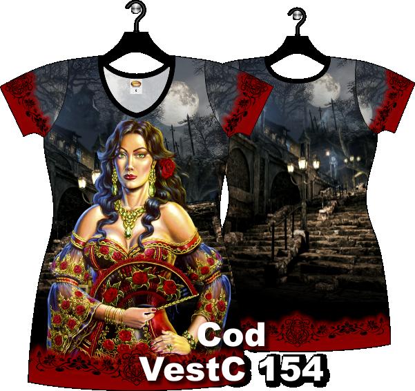 Cod VestC 154