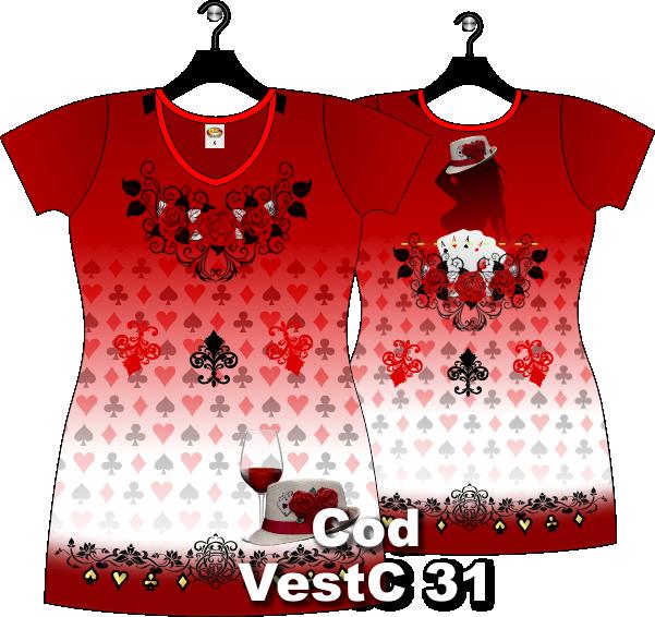 Cod VestC 31