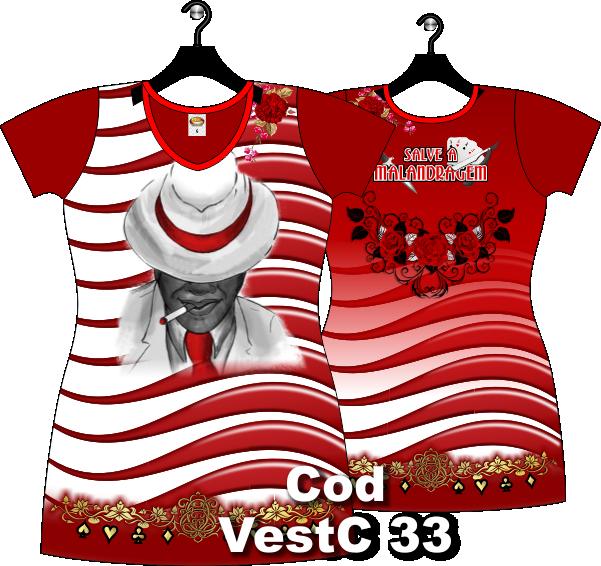 Cod VestC 33