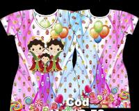 Vestido Curto de Cosme