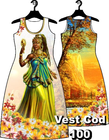 Vest Cod 100