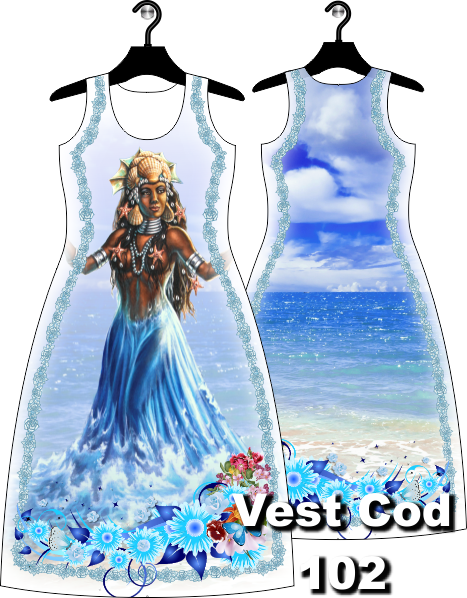 Vest Cod 102