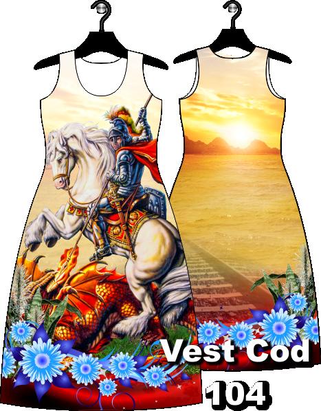 Vest Cod 104