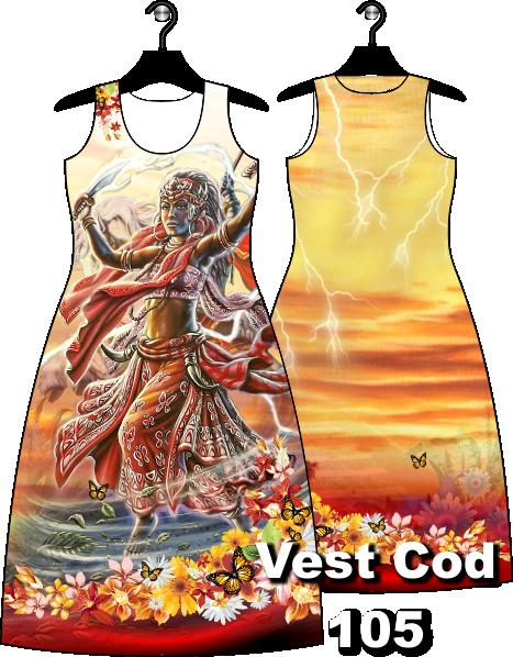 Vest Cod 105