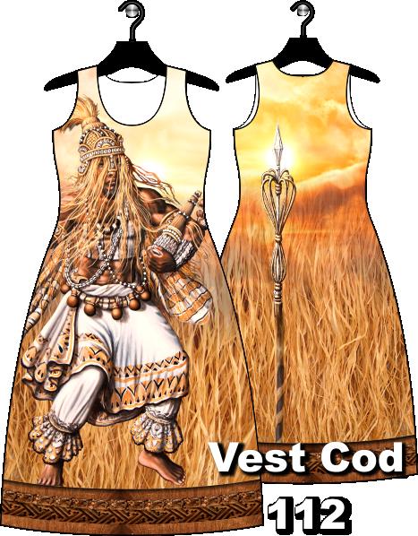Vest Cod 112