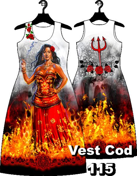 Vest Cod 115