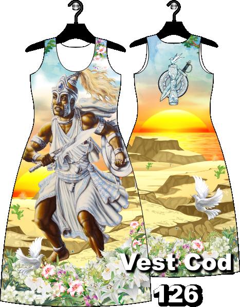 Vest Cod 126
