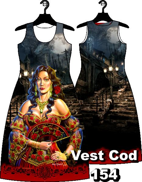 Vest Cod 154