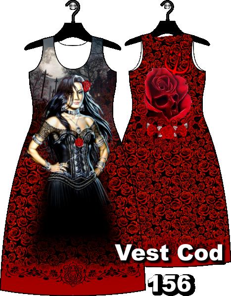 Vest Cod 156