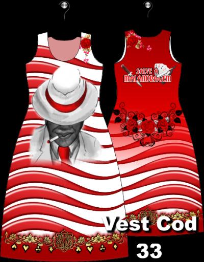 Vest Cod 33