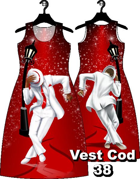 Vest Cod 38