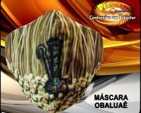 Máscara protetora Obaluaê